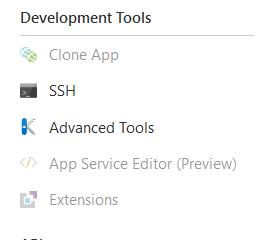 Uruchomienie aplikacji w PHP Symfony na Azure App Services